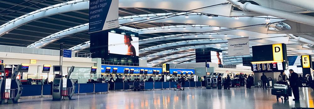 Viaggi Ncc da Milano per Malpensa, Linate, Bergamo