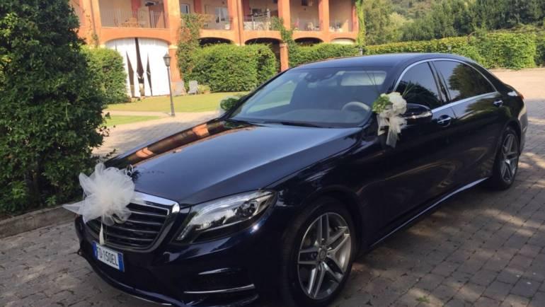 Noleggio auto con autista per il tuo matrimonio