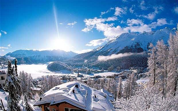 NCC con partenza da Milano per St. Moritz