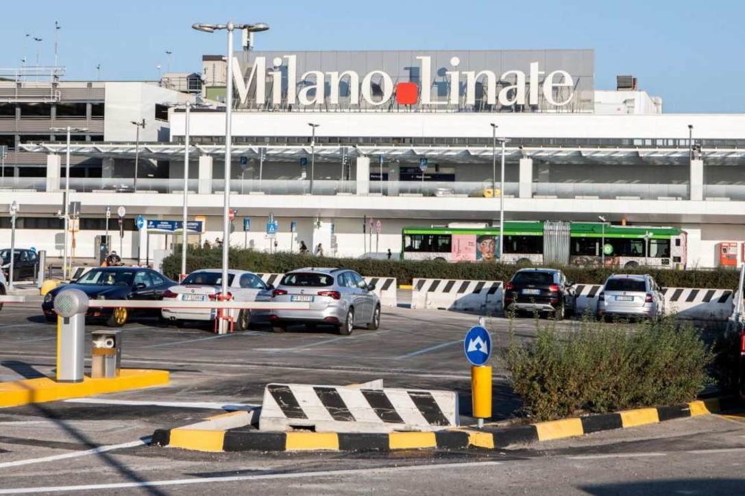 Tragitto NCC Malpensa Linate
